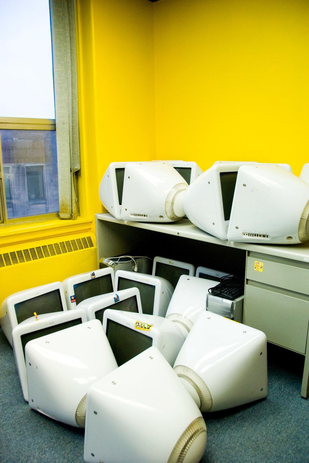 iMac Storage Room