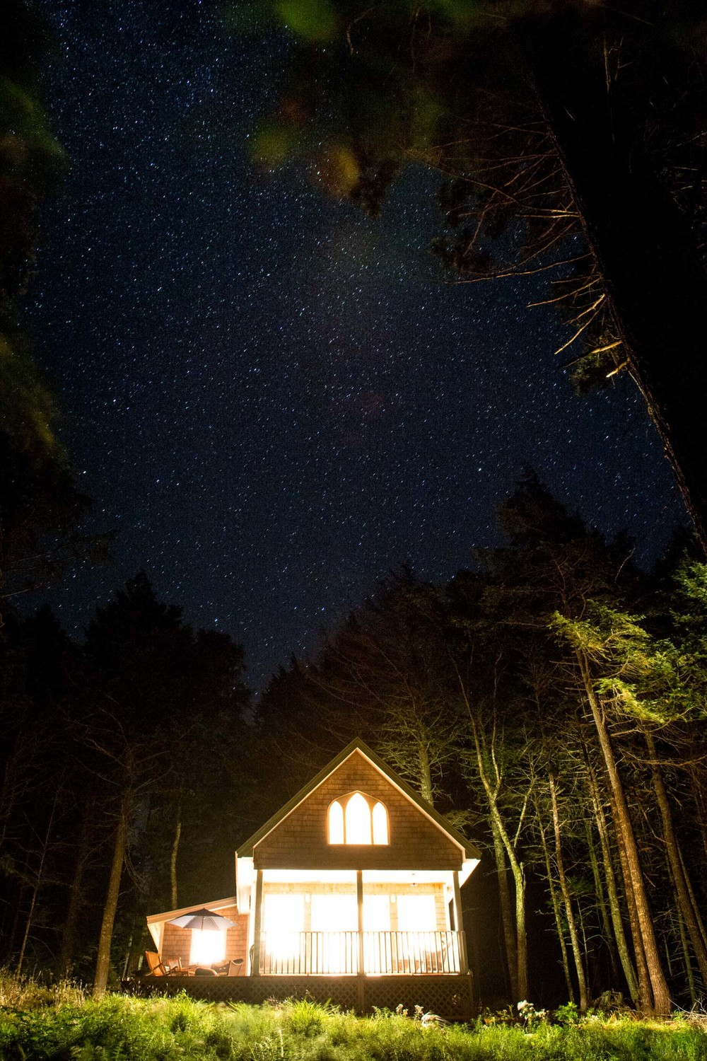 Night Cottage