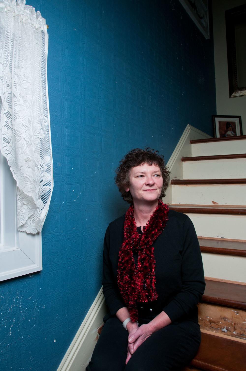 Krista Quinn, Mother