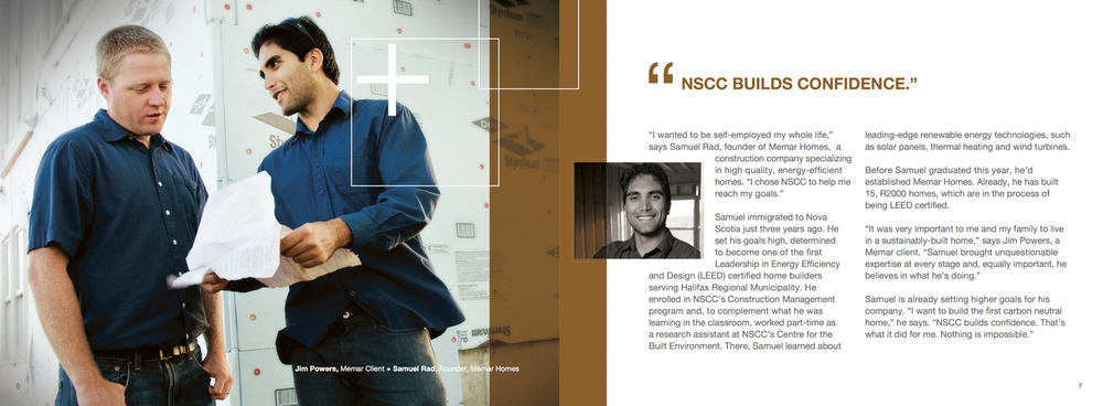 NSCC Report to the Community