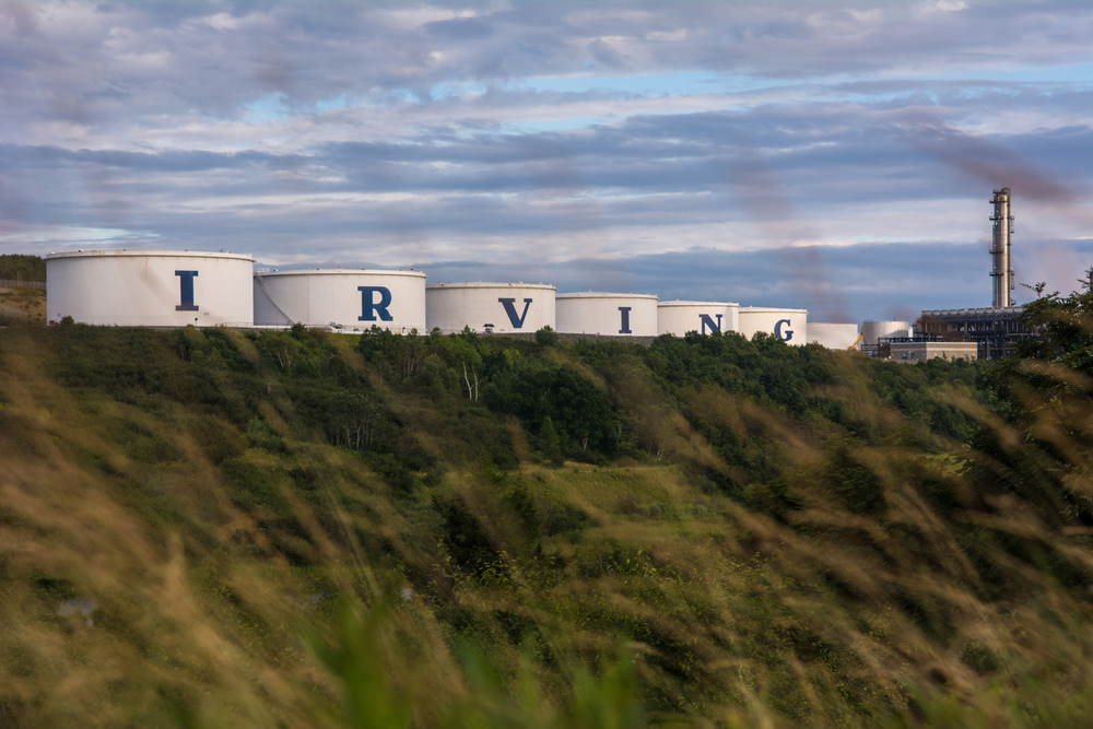 Irving Oil Tanks