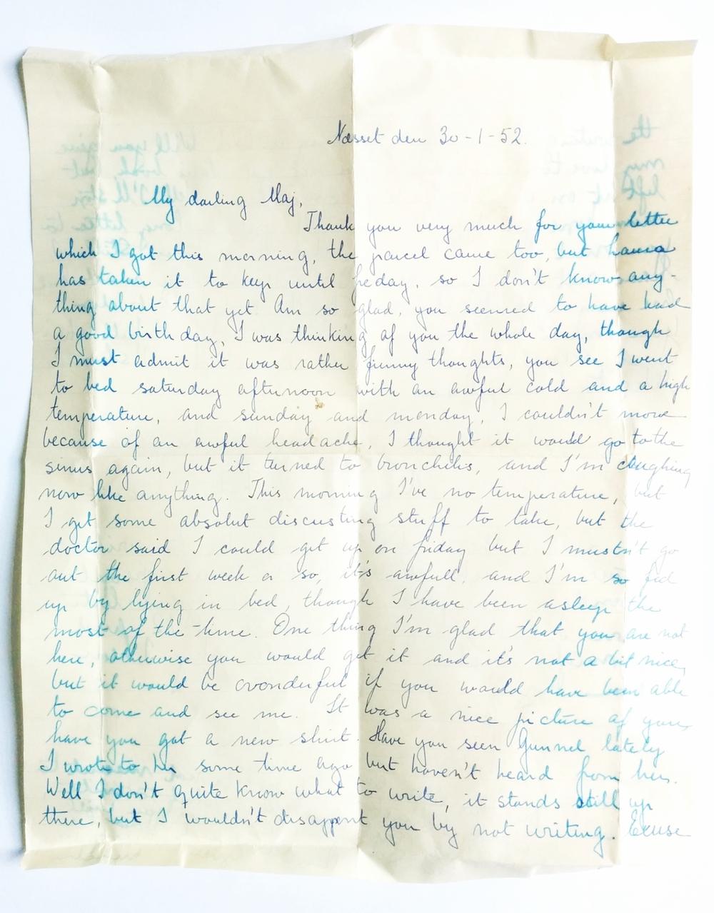 January 30th, 1952