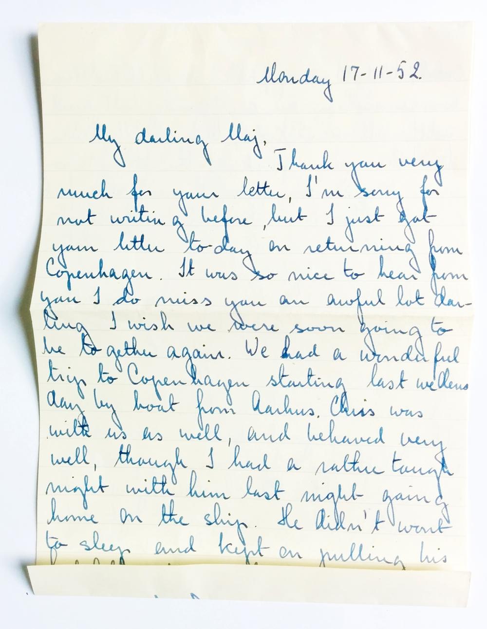 November 17th, 1952