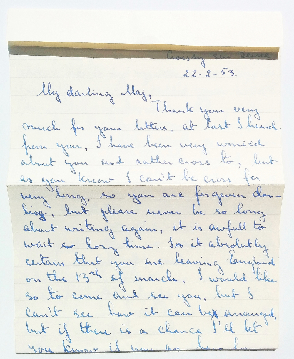 February 22nd, 1953