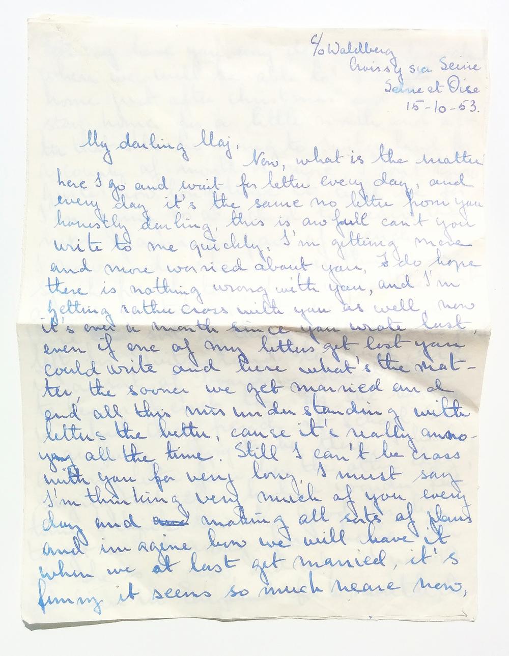 October 15th, 1953