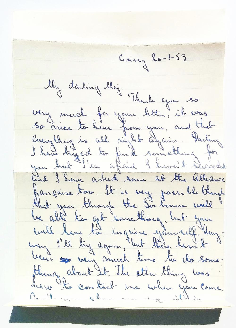 January 20th, 1953
