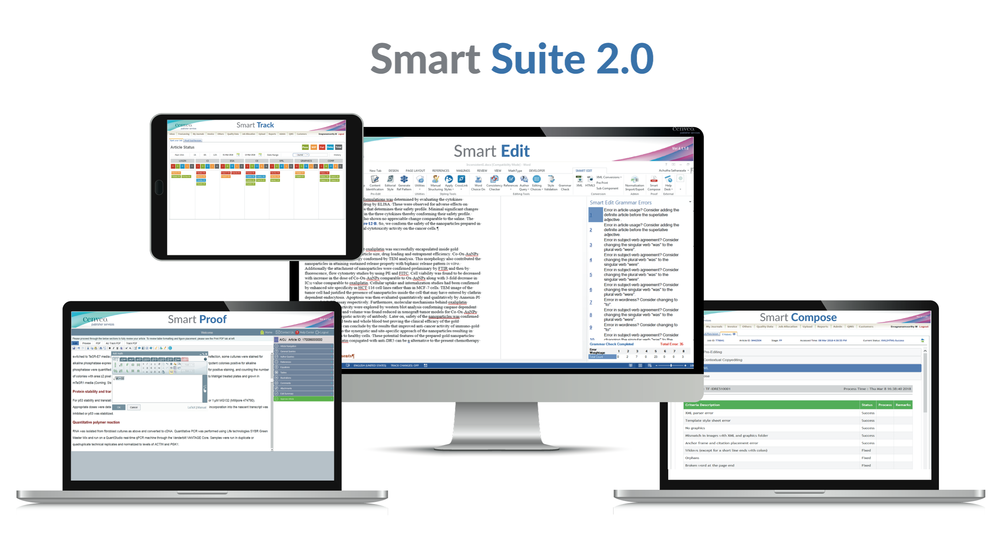 Smart Suite 2.0 - A New Approach to Production