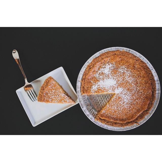 Less than an hour away from Friday calls for homemade @milkbarstore Crack Pie. Photo credit: @msison #artisan #dessert #foodporn #homemade #igers #instagood #fbf #la #laeats #losangeles #noeycakes #pie #crackpie #sweettooth #latergram