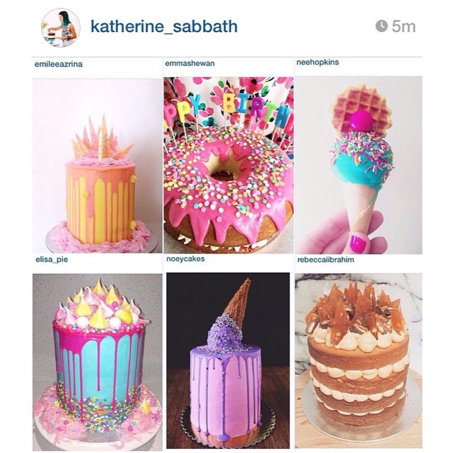 We're so honored to have been featured by the incredibly talented @katherine_sabbath for the second time yesterday! If you aren't already following her, be sure to fix that. She is AMAZING!! (Oh and our awesome photo was taken by the lovely @msison) #artisan #cake #desseet #foodie #foodporn #handmade #igers #instagood #igdaily #la #laeats #losangeles #noeycakes #pretty #sweettooth #icecream #katherinesabbath