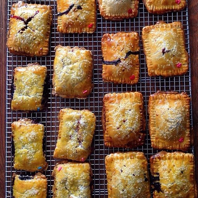 #PIDAY #artisan #brealfast #brunch #dessert #foodporn #handmade #instagood #la #laeats #losangeles #noeycakes #pi #pie #poptarts #pastries #vsco #vscofood #bestofvsco
