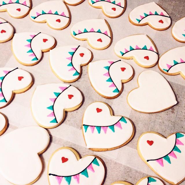#cookies #la #love #laeats #losangeles #noeycakes #pretty #valentinesday #vsco #vscocam #vscophile