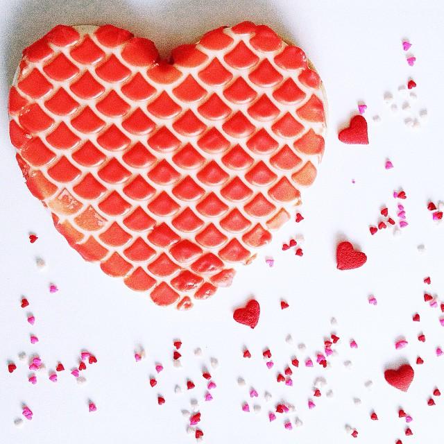 Mermaid Valentine cookie for @bekahgraf 😘😘😘 #artisan #cookies #foodie #handmade #instagood #la #love #laeats #losangeles #noeycakes #pretty #valentinesday #vsco #vscocam #vscophile