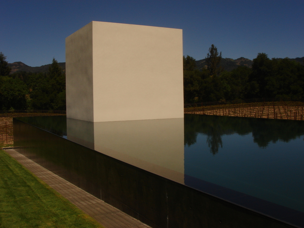 Architect: Jim Jennings Engineer: Endres Ware Artist: James Turrell Contractor: Behler Construction Photography: Jim Jennings Rendering: Jim Jennings