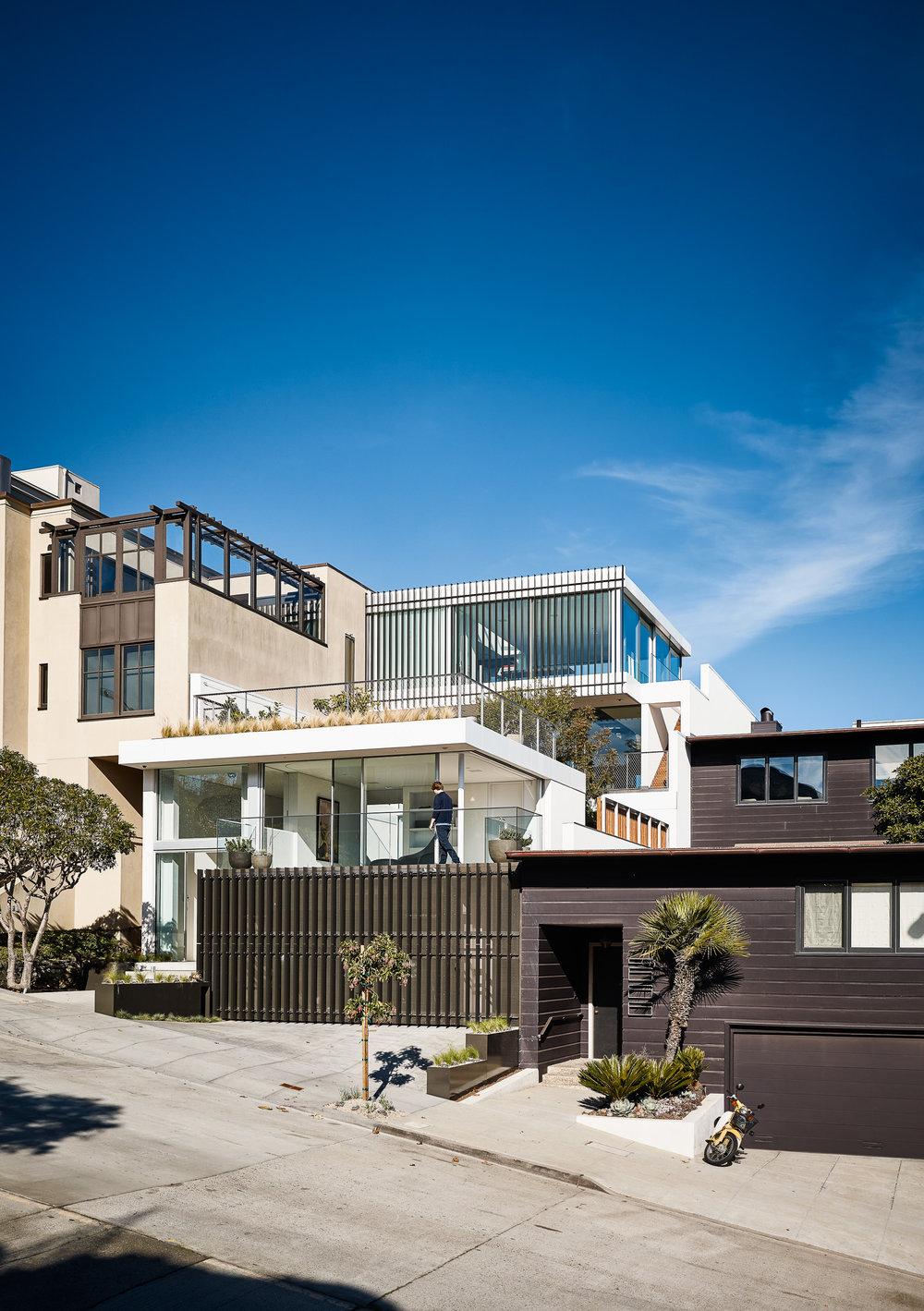 Photo credit:  Joe Fletcher Photography   Architects:  Jensen Architects   Contractor:  Ryan Associates