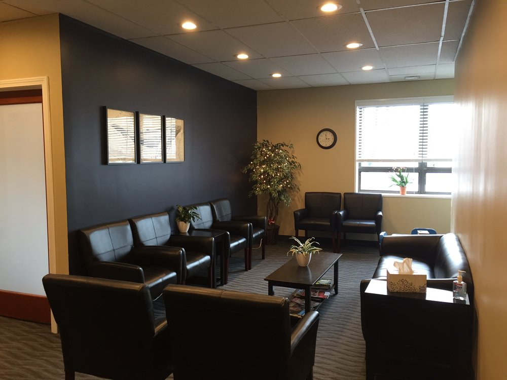 Ancora's waiting room is waiting for you!