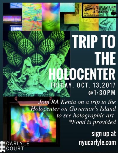 Holocenter Visit
