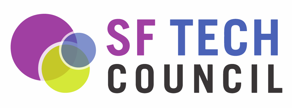 San Francisco Tech Council Logo Design Graphic Design