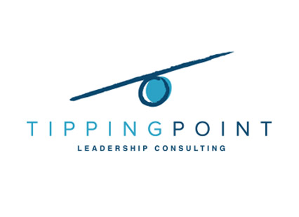 tipping point leadership consulting logo design branding.jpg