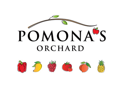 Pomonas orchard logo design packaging design fruit illustration infographics.jpg