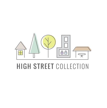 HighStreet Collection Logo Design by Kimberly Schwede Graphic Design.png