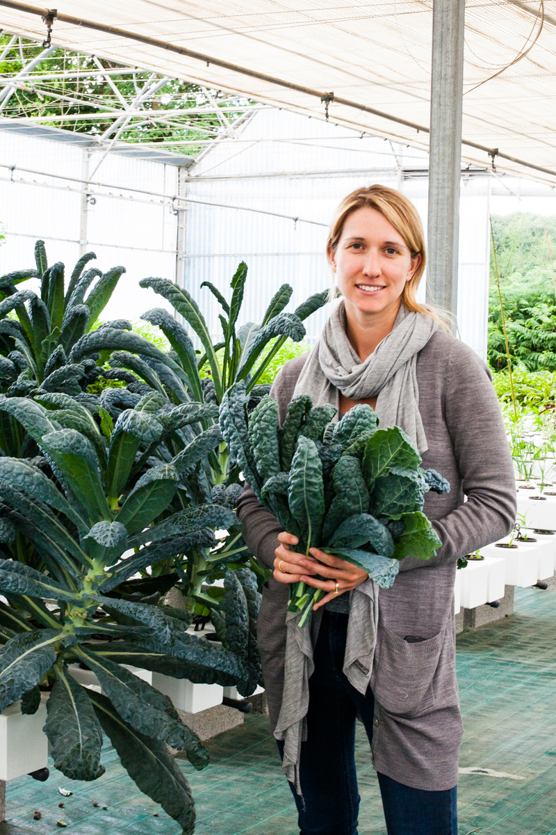 Kristen Beddard - The Kale Project