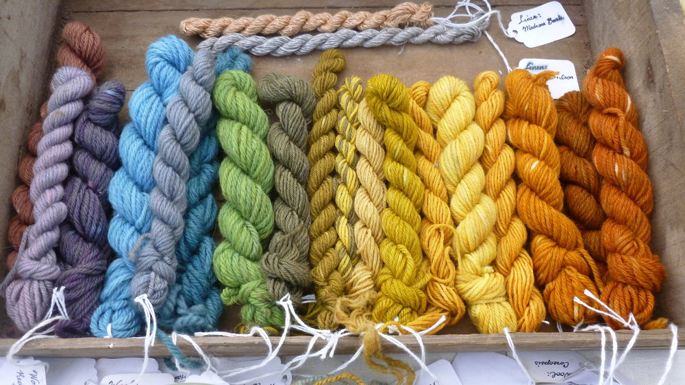 - local color fiber studioNaturally dyed yarns and fibers, grown and gathered on Bainbridge Island, WAhttps://localcolorfiberstudio.squarespace.com/shopourstash/