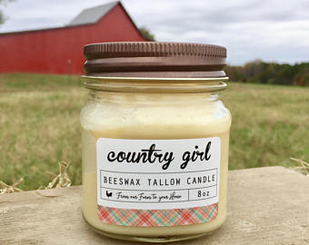 - Lucky 3 Farm Candle Co.Lucky 3 Farm is a small, veteran-owned family farm in Louisburg NC. We boldly believe every animal that is sacrificed for the nourishment of our minds and bodies should be honored. As part of our farm's Zero Waste Project, we created some incredible all-natural products from the byproducts of our livestock - ensuring nothing is wasted.Lucky 3 Farm Provisions was born - producing all-natural soaps, balms, and candles. Good for you and good for our earth.https://www.lucky3farmprovisions.com/