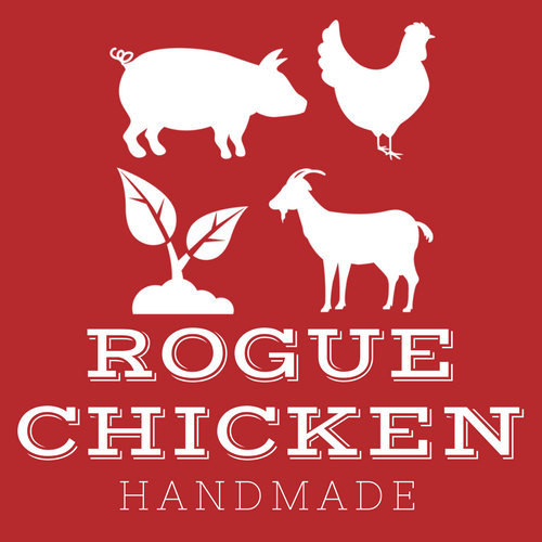 Functional handmade goods from the farm. I have been a busy bee pouring candles, stitching leather, and readying the farm for winter. More items are being added daily.  https://www.etsy.com/shop/RogueChickenHandmade