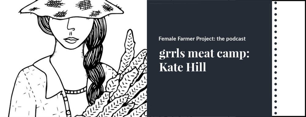 Kate Hill  is a published author and professional cook of 30 years, in 1991 she founded Camont as a cooking school and retreat in the Gascony region of France. Kate is also the founder of GRRLS Meat Camp and an expert in the tradition of French charcuterie