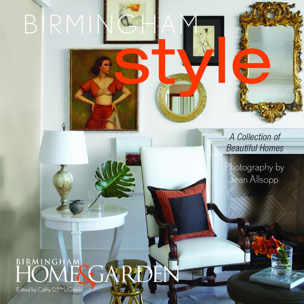 Birmingham Home & Garden Style Hardcover