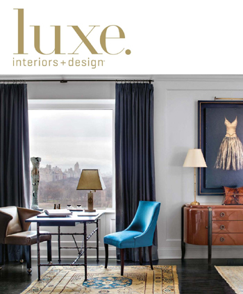 Luxe Magazine - Nov Dec 2015