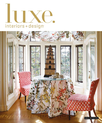 Luxe Magazine - Jan/Feb 2016