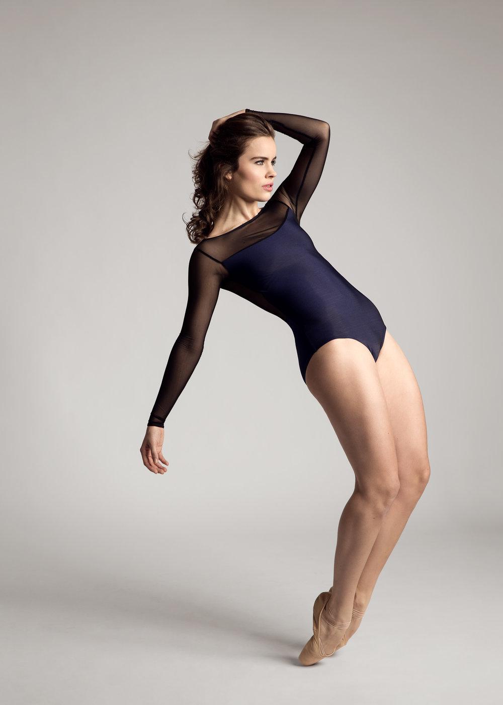 Danseres Lindy Bremer