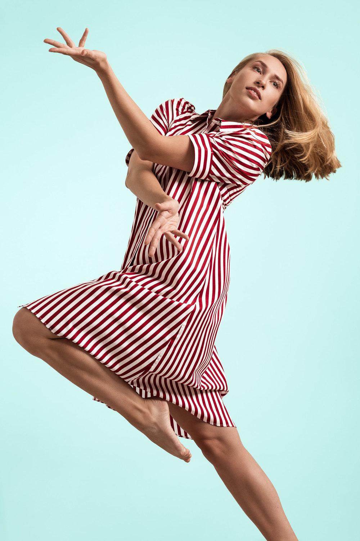 Danseres Viviane Veger