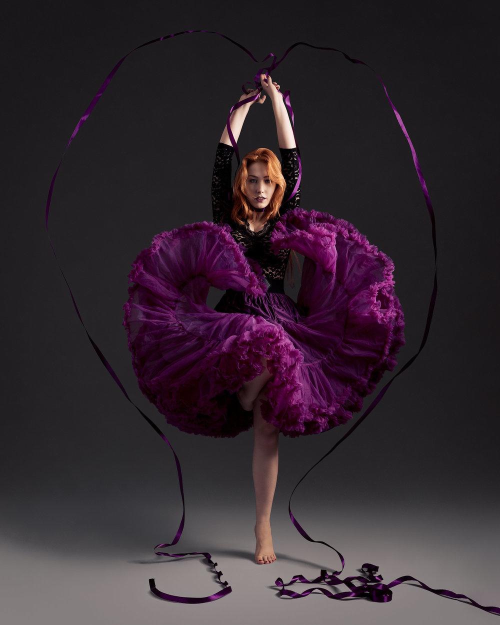 Danseres Tori Nagay