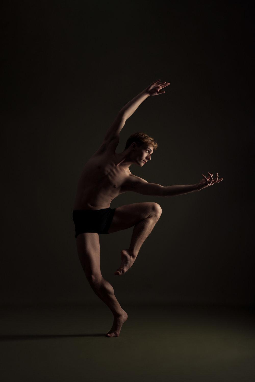 Danser Thijs Hogenboom