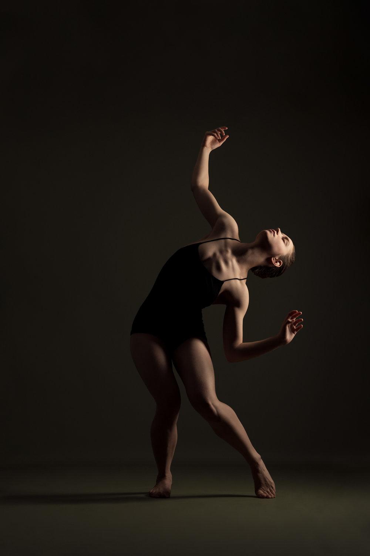Danseres Vera Goetzee