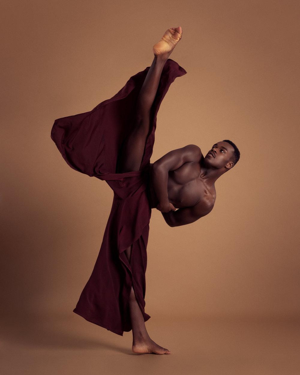 Danser David Janse