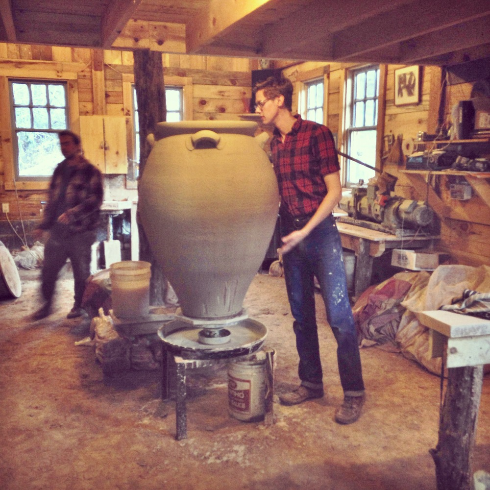 EP 49: East Fork Pottery - Alex Matisse, John Vigeland, and Connie Coady on the apprenticeship system and romanticizing the country potter