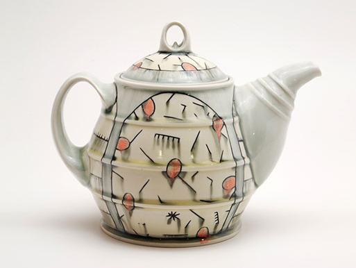 Doug Peltzman Teapot