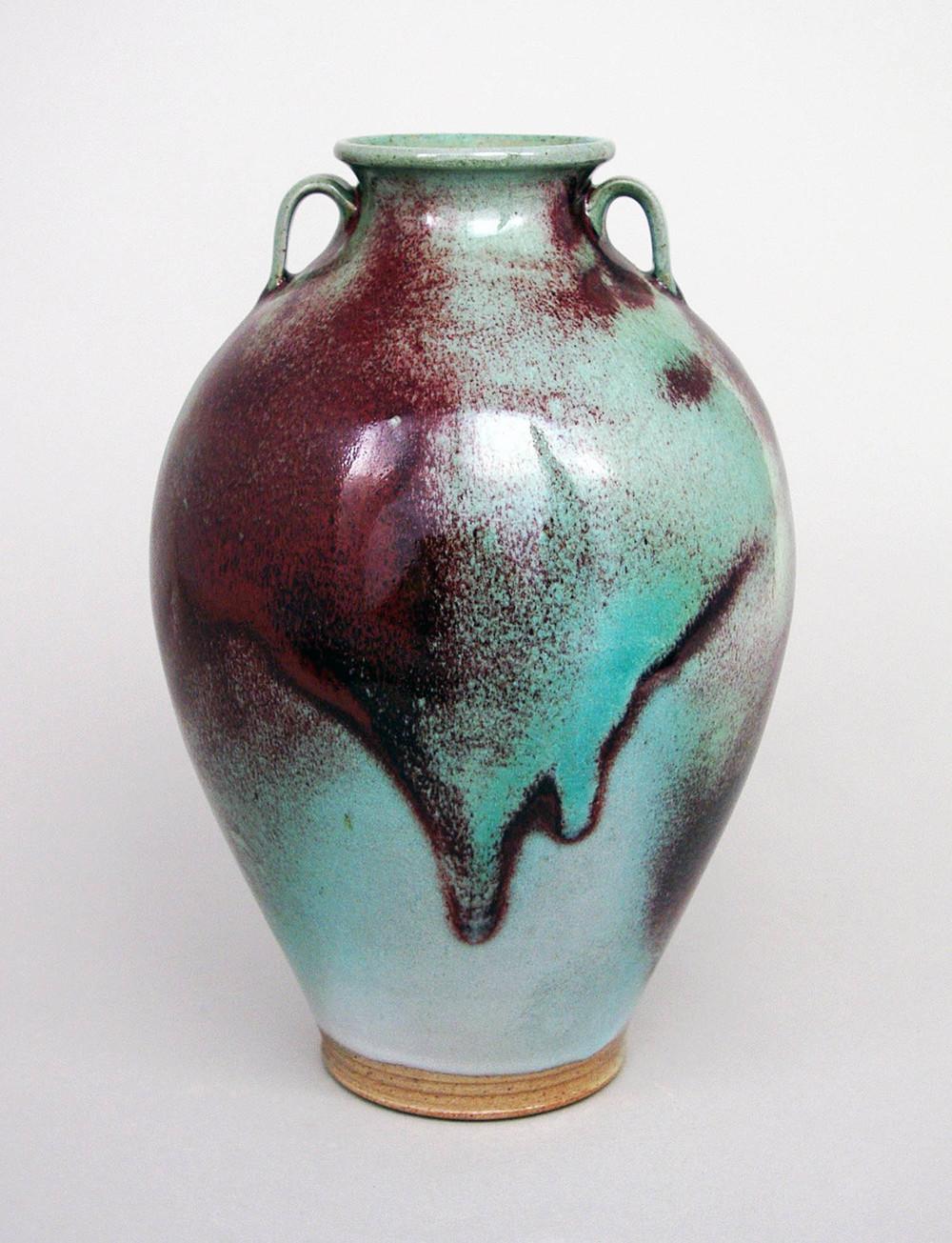 Wood Fired Chinese Blue Vase by Travis Owens.jpg