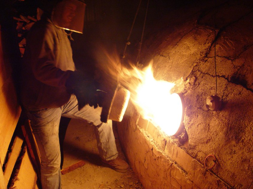 120: Randy Johnston on the growth of wood firing in North America
