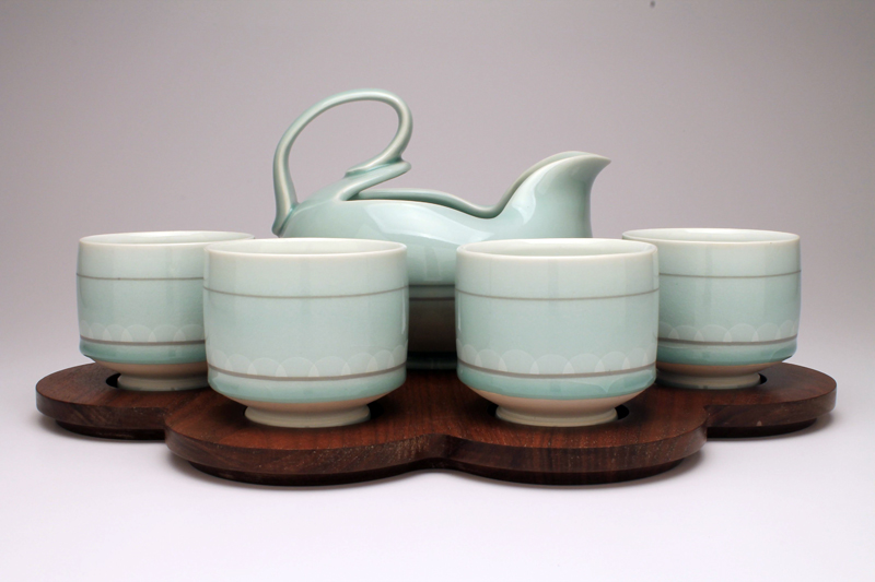 Paul Donnelly Tea Set