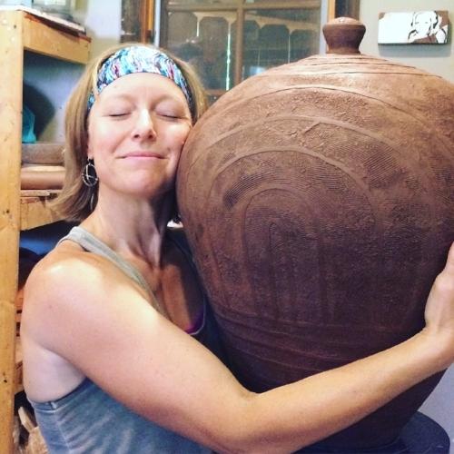 Amy Sanders Hugging pot.jpeg