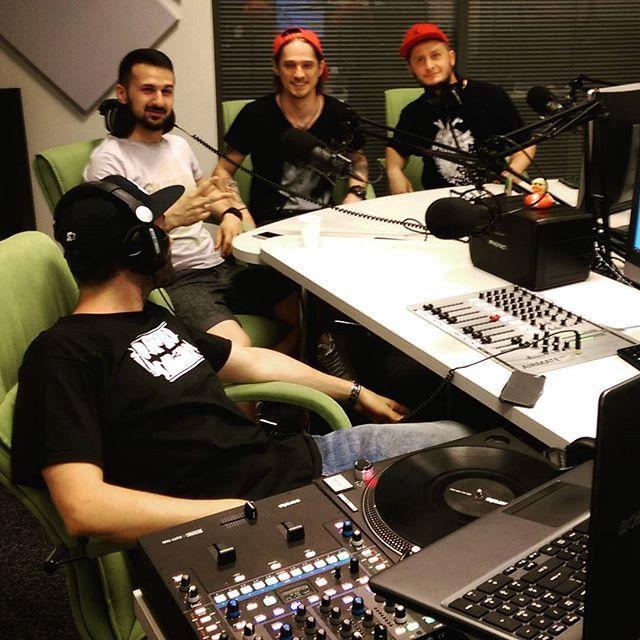 Episodul 20, cu Maximilan & DJ Oldskull!