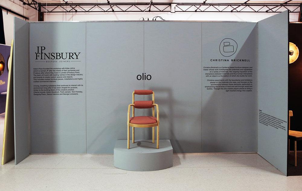 JP Finsbury - Design Made | Zambesi 008 Flat