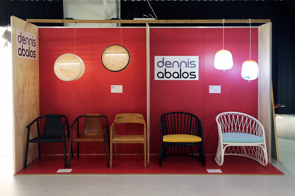 Dennis Abalos - Design Made | Tamara 163 Satin