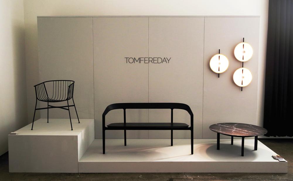 Tom Fereday - Design Made | Chromium 337 Flat