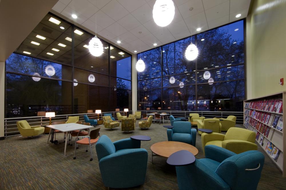 UAB Mervyn Sterne Library