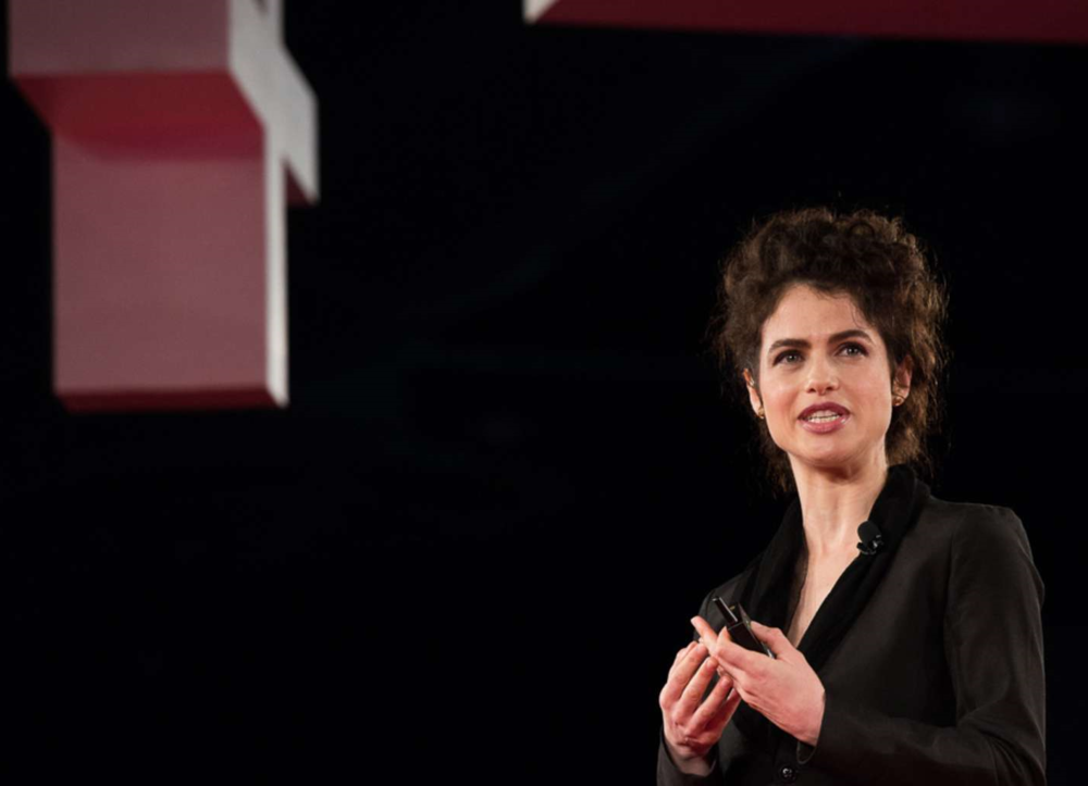 Neri Oxman, Keynote Speaker, photo credits: AIA